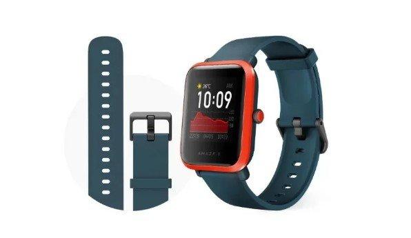 Представлены 50-долларовые умные часы Amazfit Bip S Lite