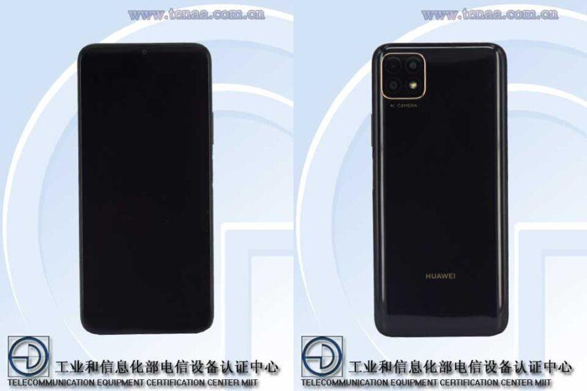Самый дешевый смартфон Huawei с поддержкой 5G. Изображения и характеристики Huawei Enjoy 20