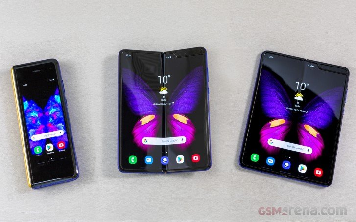 Со всех сторон: Samsung Galaxy Fold 2 без детских болезней складных смартфонов. Ролик от надёжного источника