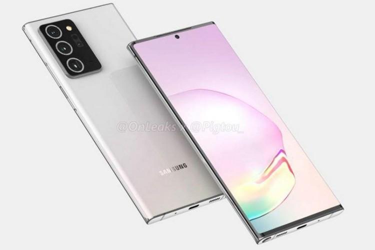 Стоимость телефонов Samsung Galaxy Note 20 составит от 999 евро