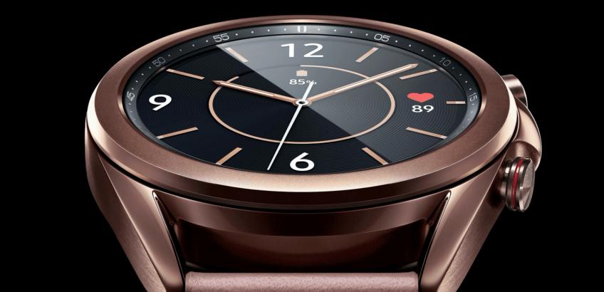 Умные часы Samsung Galaxy Watch 3 в высоком разрешении с новыми деталями