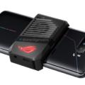 Активная воздушная система охлаждения смартфона Asus ROG Phone 3. Громоздко, но рассчитано на игры