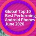 AnTuTu показал глобальный рейтинг самых производительных телефонов июня 2020-го
