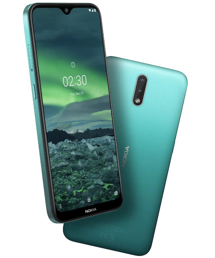 В оснащение дешевого телефона Nokia 2.4 войдет SoC MediaTek Helio P22