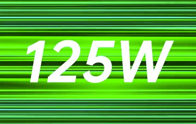 Зарядить за 10 минут: OPPO презентует 125-Вт технологию Super Flash Charge