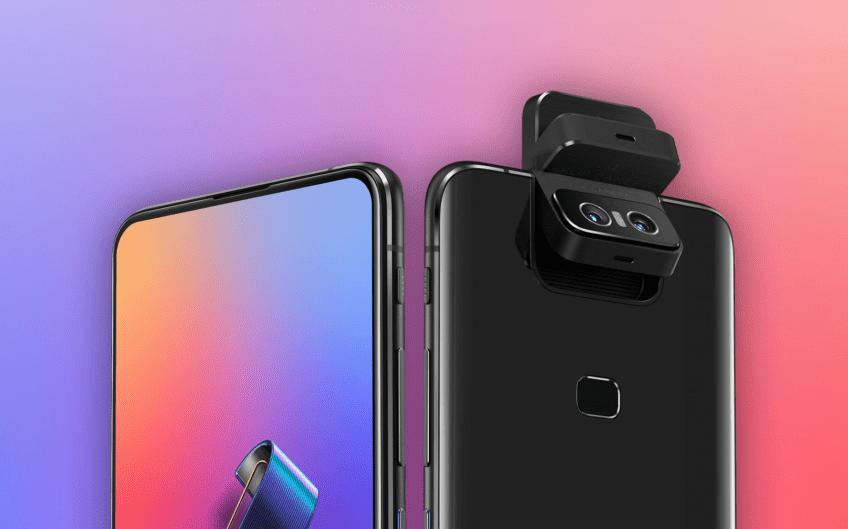 Asus подтвердила камеру-перевертыш во флагманском смартфоне Zenfone 7