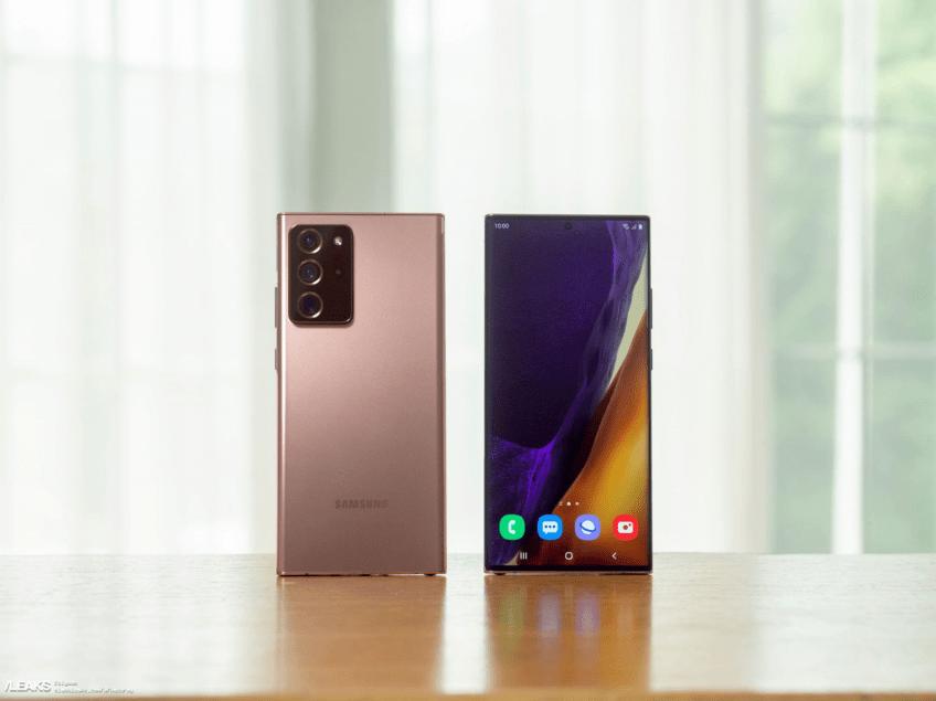 Чем 120-герцевый экран Galaxy Note20 Ultra лучше дисплея Galaxy S20 Ultra