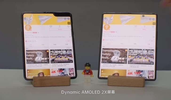 Чем же Samsung Galaxy Z Fold2 отличается от оригинальной модели? Первый обзор в интернете