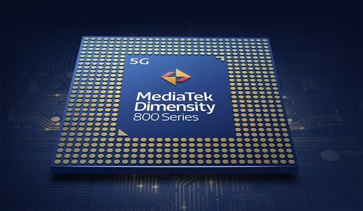 Микропроцессор MediaTek Dimensity 800U нацелен на 5G-смартфоны среднего уровня