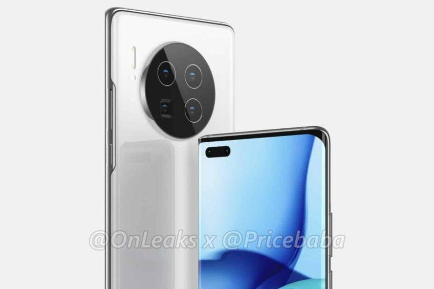 Новые подробности о Huawei Mate 40 – фотография 1