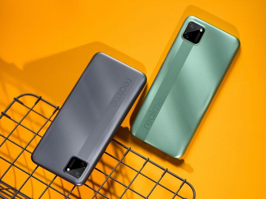 Новый потенциальный хит Realme оснащен аккумулятором емкостью 6000 мА•ч