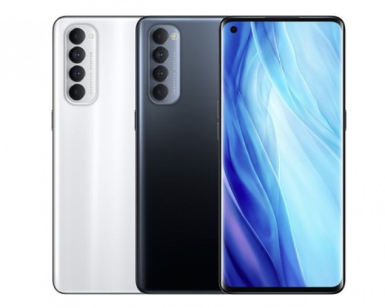Oppo показала телефон Reno4 Pro - 2