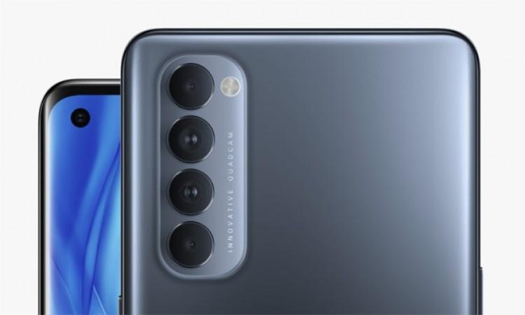 Oppo показала телефон Reno4 Pro - 3