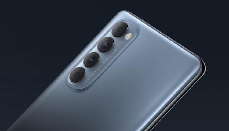 Oppo показала телефон Reno4 Pro - 1