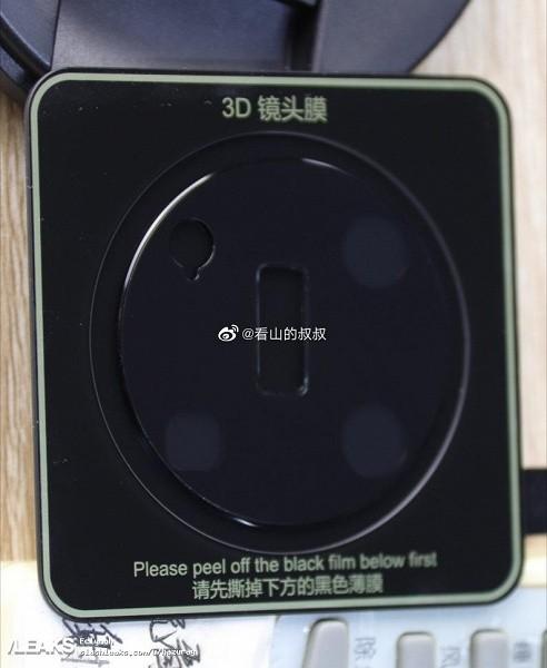 Первое живое фото нестандартной камеры Huawei Mate 40 Pro