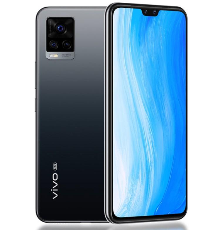 Представлен телефон Vivo S7 с двойной селфи-камерой и поддержкой 5G