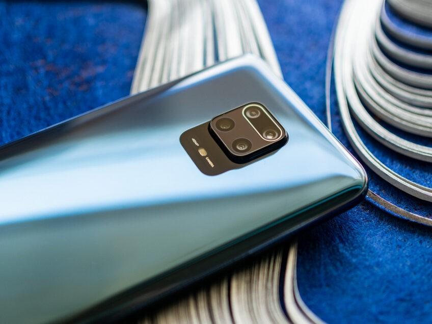 Redmi Note 9 Pro вошёл в историю. Это первый смартфон с MIUI, который рекомендуют корпоративным клиентам