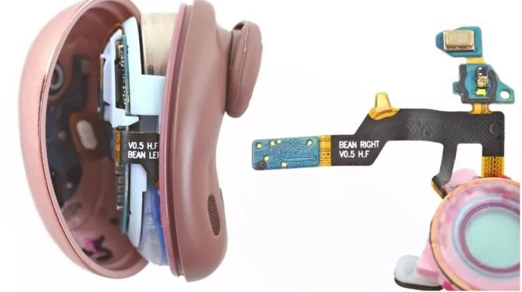 Специалисты iFixit высоко оценили ремонтопригодность стереонаушников Samsung Galaxy Buds Live