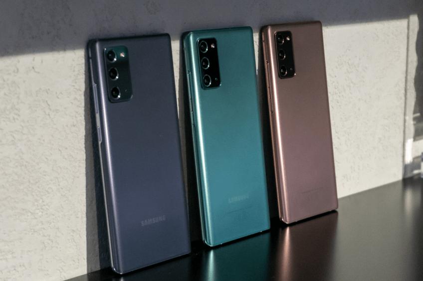 Суперфлагманы Samsung сегодня выходят в России