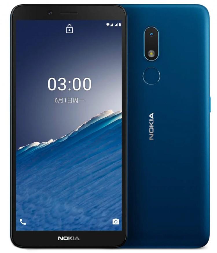 Телефон Nokia C3 с 5,99