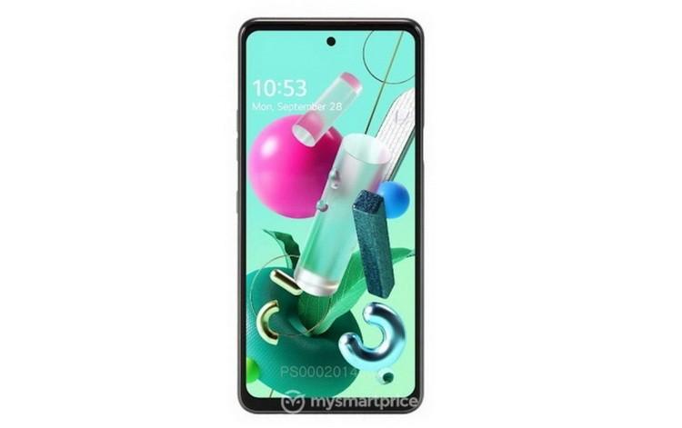 В Сети оказались полные технические характеристики телефона среднего уровня LG Q92