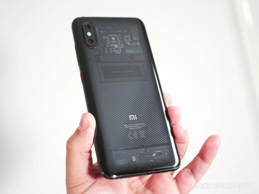 Xiaomi Mi 8 Pro, Mi 8 Explorer Edition и Mi Max 3 получили стабильную MIUI 12