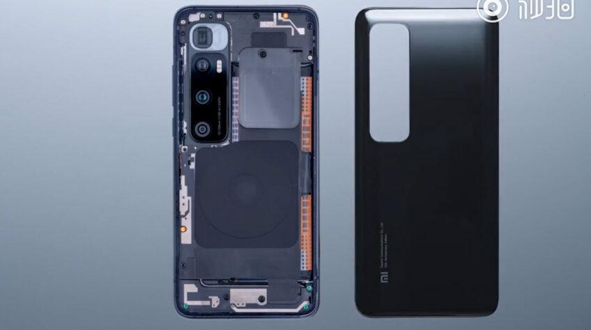 Xiaomi показала cуперфлагман Xiaomi Mi 10 Ultra изнутри