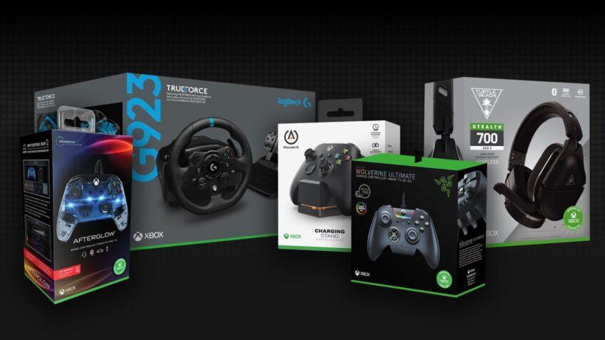 А PlayStation 5 так не сможет. Xbox Series X поддерживает все официально лицензированные аксессуары для Xbox One