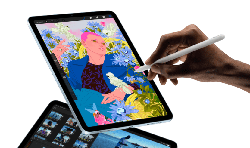 Apple показала iPad Air в абсолютно новом дизайне - 1