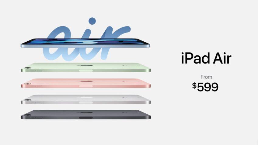 Apple показала iPad Air в абсолютно новом дизайне - 5