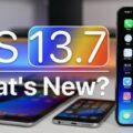 Apple выпустила последнюю версию прошивки iOS 13.7 для всех пользователей - 1