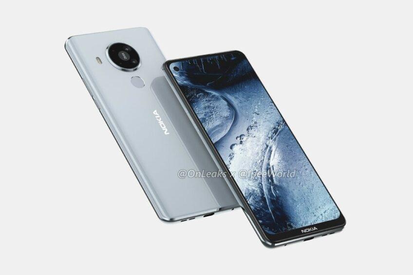 Nokia 7.3 стал на высококачественных рендерах – фотография 3