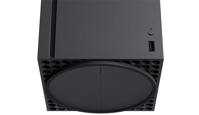 Для чего Xbox Series X цилиндр в основании. С такого ракурса Xbox Series X вы ещё не видели