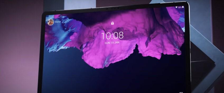 Lenovo представила флагманский планшет Tab P11 Pro с отличным звуком