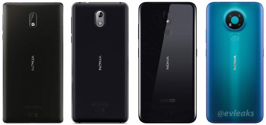 Новая Nokia на качественном изображении