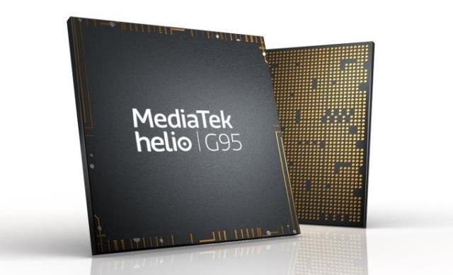 Объявление MediaTek Helio G95 - мощный чипсет для бюджетных игрофонов