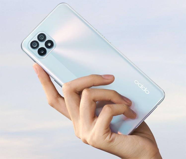 Представлен телефон OPPO Reno4 SE 5G с 32-Мп селфи-камерой и 65-Вт подзарядкой