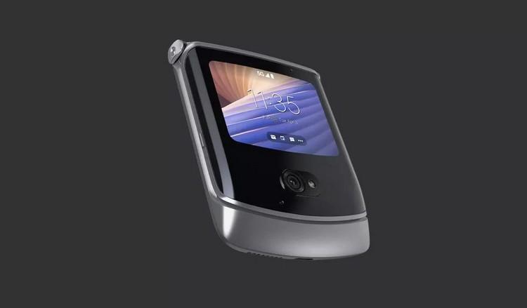Представлена обновленная эластичная «раскладушка» Motorola Razr. В настоящее время с 5G и усовершенствованными камерами