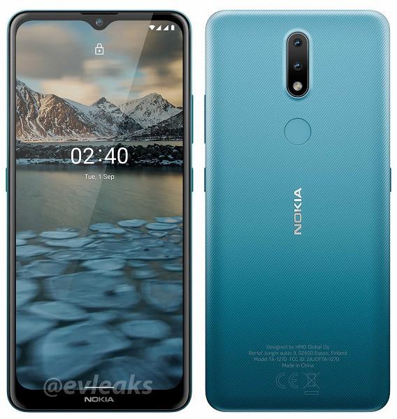 Росомаха от Nokia. Рассекречен смартфон Nokia 2.4