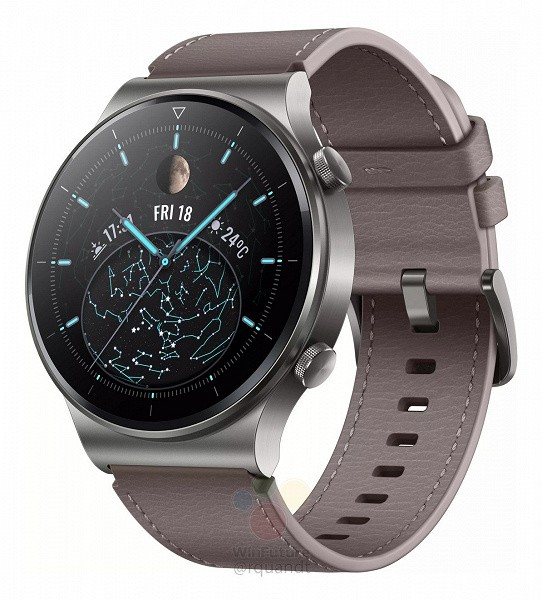 Цены и версии часов Huawei Watch GT2 Pro и Watch Fit, а также наушников Freebuds Pro