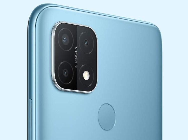 Дешевый телефон OPPO A15 получит микропроцессор Helio P35 и тройную камеру