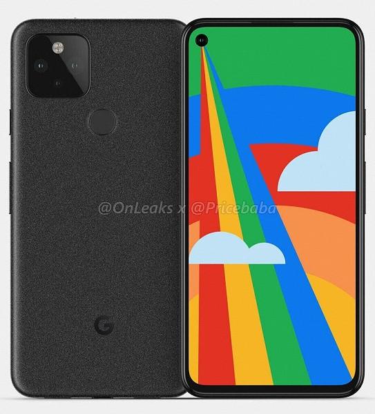 Кое-что флагманское в Google Pixel 5 всё же есть