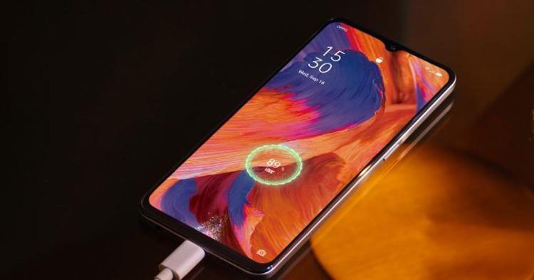 OPPO скоро презентует телефон A73 с четверной камерой и 30-Вт подзарядкой