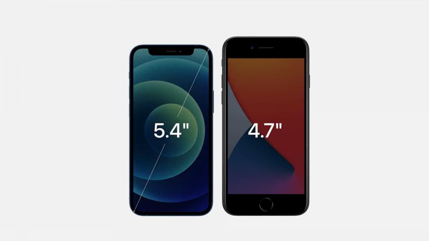 Представлен iPhone 12 mini - самый дешевый и самый компактный смартфон линейки. С экраном OLED и поддержкой 5G