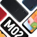 Раскрыты характеристики нового сверхбюджетного телефона Samsung Galaxy M02 - 1