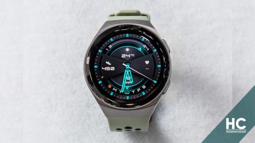 Умные часы Huawei Watch GT 2 и GT 2e получили улучшенные прошивки