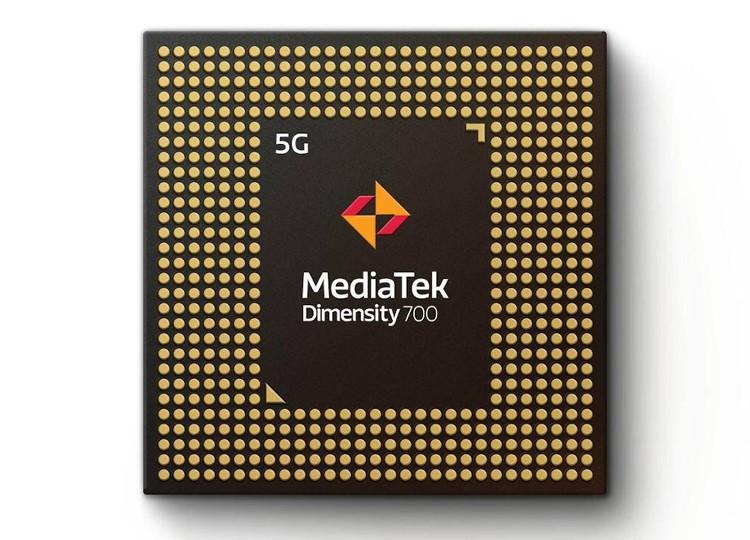 Микропроцессор MediaTek Dimensity 700 нацелен на доступные 5G-смартфоны