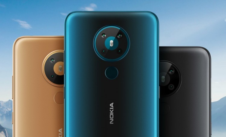 Nokia 5.3 получит квадрокамеру и 128 ГБ флеш-памяти - 1