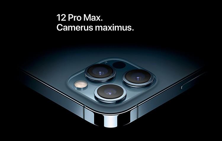 Обозреватели назвали камеру iPhone 12 Pro Max лучшей среди всех телефонов