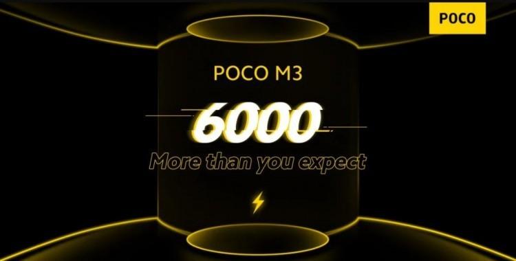 POCO опубликовала несколько твитов телефона Poco M3 перед пуском - 3